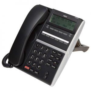 6 Line Key IP Terminal [DT710] ITL-6DE-1A(BK) Tel Economy