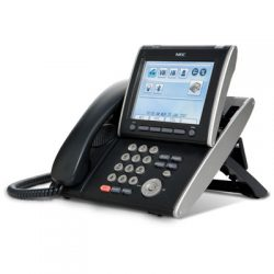 DT750 Large-screen IP Terminal Sophisticated.