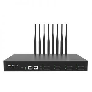 TG800-LTE  IP to 4G/3G - 8 Port Unit.